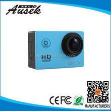 multiple photo shooting modes extreme sport camera hd with wifi and waterproof 30m