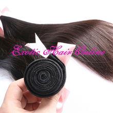 Exotichair 4 bundle virgin hair wholesale hair care products suppliers