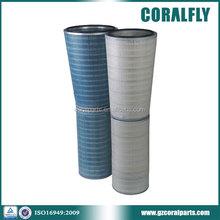 Coralfly P191280 P191281 HEPA F9 turbina a gás filtro de ar