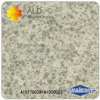 ALD granite effect powder coating paint