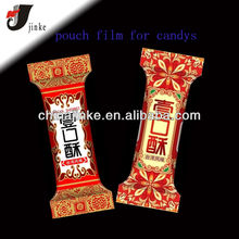 candy auto packing film pouch