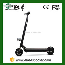 Light aluminum foot scooter, Adult kick stunt scooter for sale