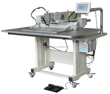 wide area computer pattern sewing machine size can be made as customer requirement