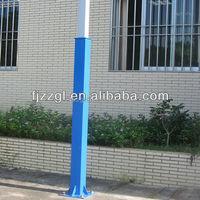 Germany standard solar street light cheap solar panel for india market sunstar-solar solar lamp