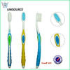 Soft and comfortable handle toothbrush
