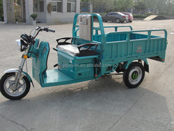 three wheel electric tricycles cargo