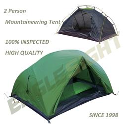 China camping nylon 3 person tent