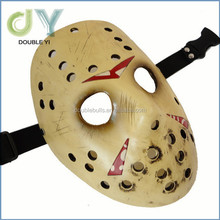 Factory custom face resin mask / Ugly halloween mask