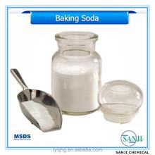 Sodium Bicarbonate Extinguishing agent (foam or dry powder)