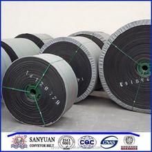 EP400 heat resistant rubber conveyor belt feeder belt manufacturer of conveyor belt