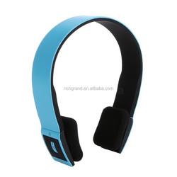 Fashion Bluetooth Wireless Headset/Headphones with Call Mic/Microphone