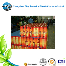 plastic based for the bottle packing/plastic divider for the bottle packing