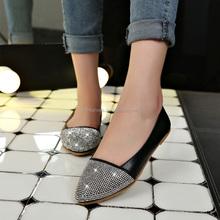2015 comfort flat casual shoes women