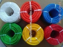 Colored PE twisted rope,Twisted Rope