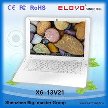 """super-slender shiny cover 13.3""""Android netbook dual core 1GB/8GB storage 13.3""""notebook external 3g front webcam wifi 13"""" netbook"""