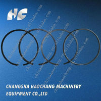 Used for MITSUBISHI Engine 4G18 Engine Part Piston Ring