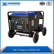 MD-350cc/cv 1KW Gasoline Generator Welder with grinder and water pump