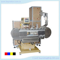 Automatic pad printing machine 2 color
