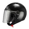 open face casco NEW open face anti-fog visor motorcycle helmet unique DOT/ECE High quality open Face Safety Helmet Motorcycle