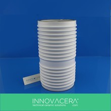 Moly-Manganese Metallized Alumina Ceramic Parts For Refractory Formulation/INNOVACERA