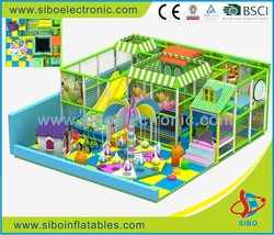 GM-SIBO kids favourite plastic play houses educational material kids plastic fence