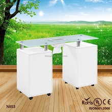 Luxury salon beauty equipment nail supplies professionals manicure table (N053)
