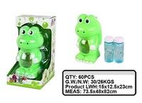 creative cartoon frog ABS bo bubble gun with EN71