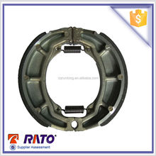 Chinese motorcycle parts,motorcycle brake shoes for cub JD125 motorcycle