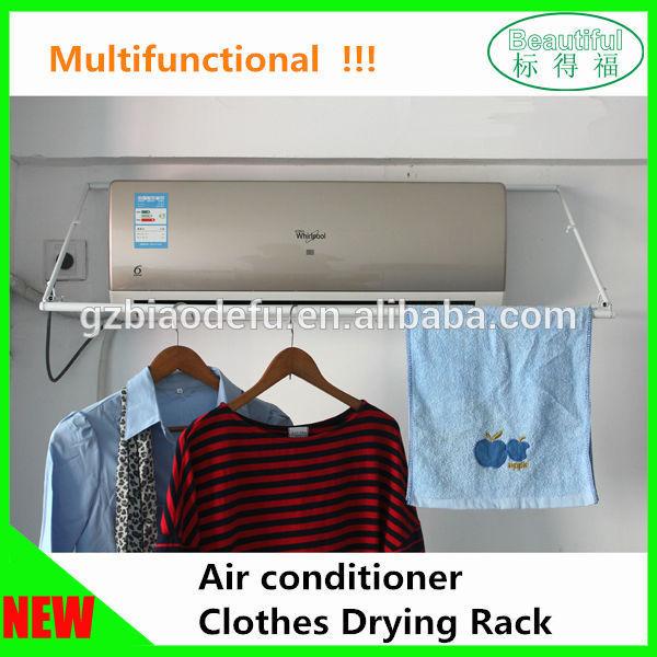 Acondicionador de aire plegable multifuncional tendedero - Tendedero ropa plegable ...