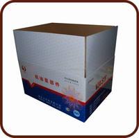 Corrugated board paper carton paper box paper container