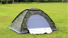Outdoor Camping Waterproof 3 Season 2 person military tent