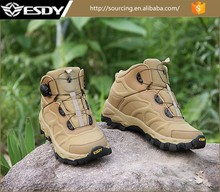 Esdy All-Terrain Rapid Reaction Military Boots, Slip Resistant Army Boots, Lightweight Cushioning Hiking Tactical Boots