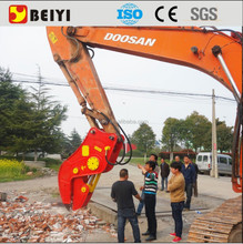 2015 New Excavator hydraulic pulverizer attachment,Hydraulic excavator pulverizer attachments used for demolition and recycling!