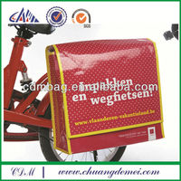 Bike bag made of Recycled material