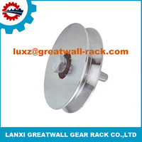 Door& Window rollers wheels wire guide pulley different types of pulley with bearings as per accessories type