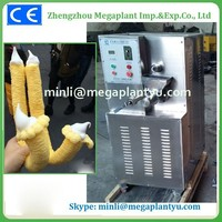for ice cream corn grits sticks snack extruder production line