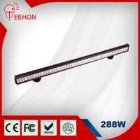 """26680lm 44"""" 288w DIY led auto lamp IP68 offroad 288W led light bar"""