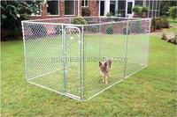 Galvanized Dog Kennel XFR002
