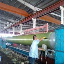 Grad FRP de enrolamento de tubos para água transporte