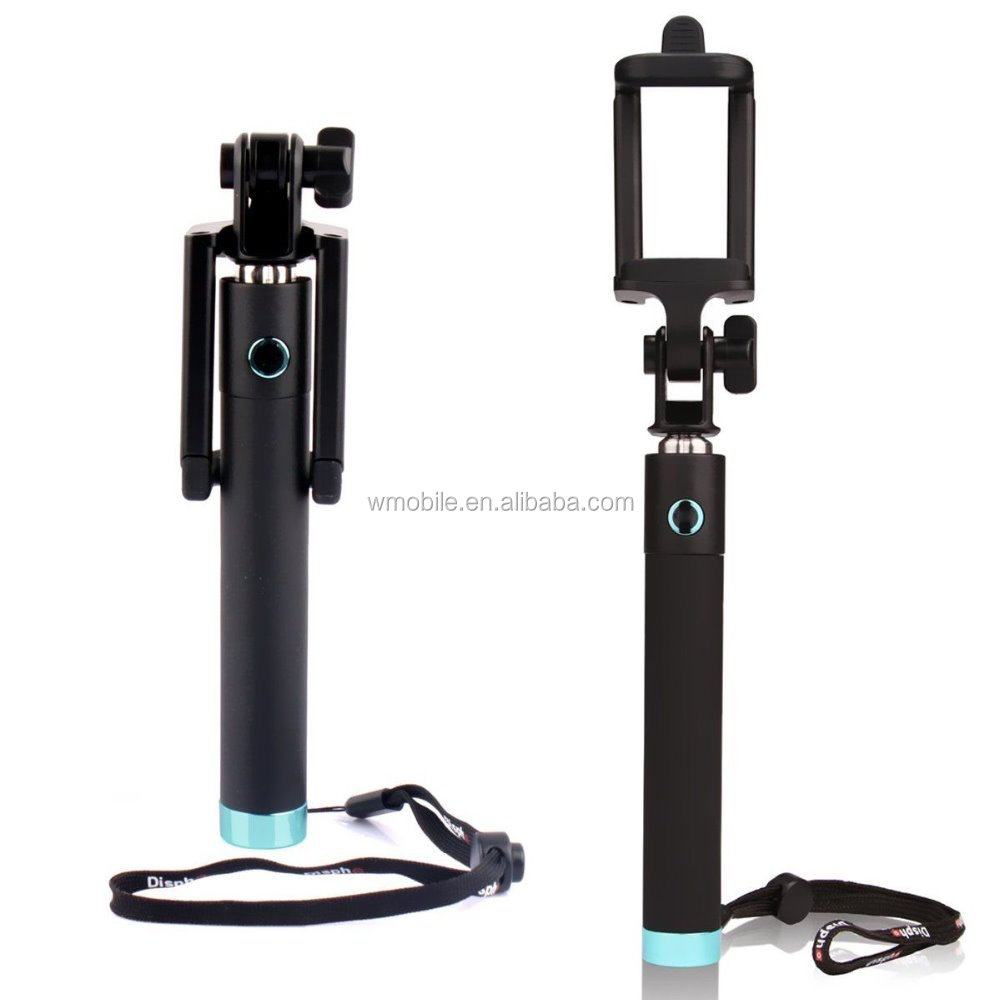 wholesale monopod selfie sticker self stick aluminum bluetooth selfie stick 2015 for iphone. Black Bedroom Furniture Sets. Home Design Ideas
