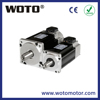 High qulity 220V 3-phase ac servo motor and drive 750w