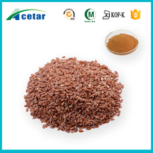 HACCP factory manufacturing herbal products pale flax extract powder
