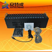 Wavecom Q2403 modem gsm gprs bulk sms modem pool 16 at command