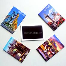 Factory Custom Malaysia Tourist Souvenir Fridge Magnet wholesale