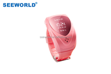 2015 GPS/LBS dual mode person tracking device hot selling wrist bracelet gps tracker with emergency call S012