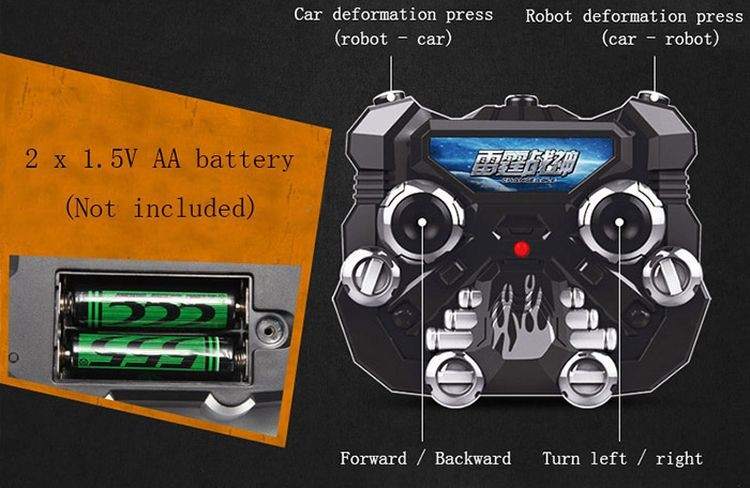 043664-2.4G Radio Control Deformation Robot - Car Simulation Model-2_03.jpg