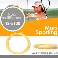 cheap filament High tenacity 1.34mm gauge Natural monofilament wraps for tennis racket tenni string