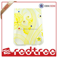 DIY Chinese beautiful mobile phone back cover for Huawei
