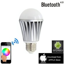 smart lighting bluetooth energy efficient bulbs