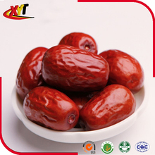 Semi dry red dates